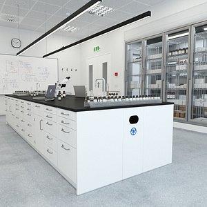 3D laboratory lab
