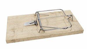 3D Mousetrap