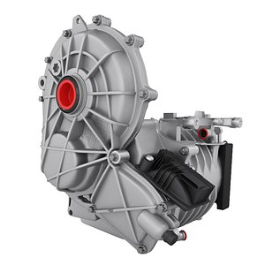 3D engine electric model