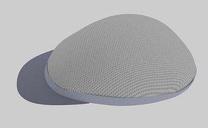 cap hat fashion 3D