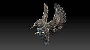 3D model Kingfisher