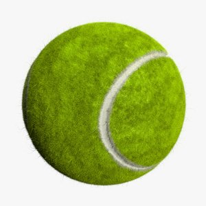 3D redshift ball model