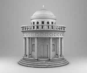 3D greek model