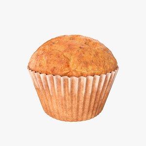 3D Cupcake 01