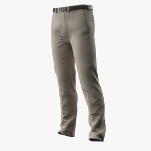 3D Golf Pants