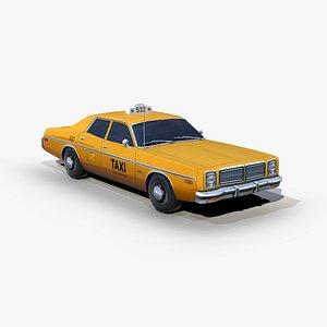 dodge monaco 1977 taxi model