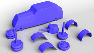 polish 3D model