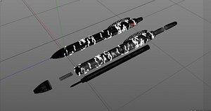 3D bic stylo pen pencil