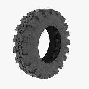 tire vehicle model