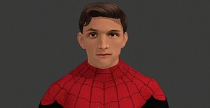 3D spiderman homecoming - tom