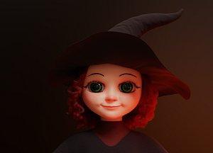 Leah Charmer 3D