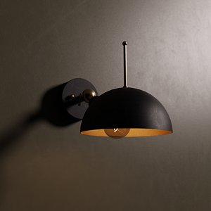 aplique wall sconce 3D