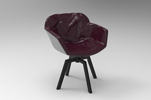 3D model Dressy Chair