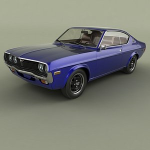 3D Mazda RX4 Coupe