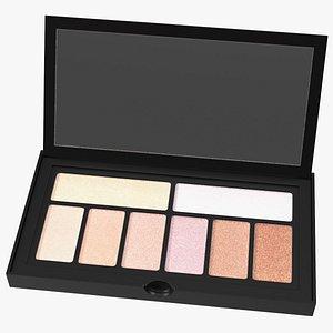 Smashbox Softlight Cover Shot Eye Palette model