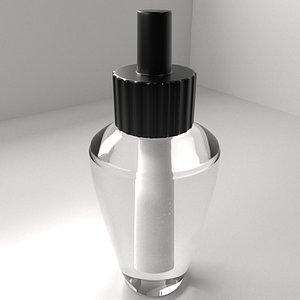 Air Freshener Bulb 3D model