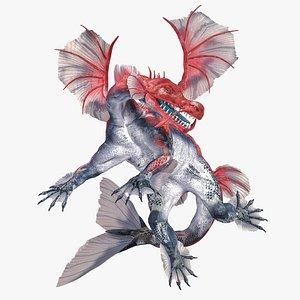 Sea Dragon model
