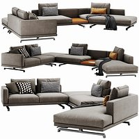 Molteni c octave sectional
