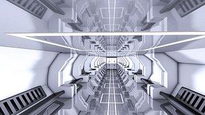 tunnel future 3D model