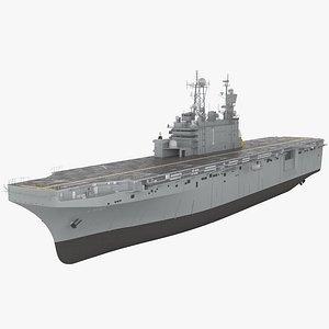 3D Tarawa-class amphibious assault ship