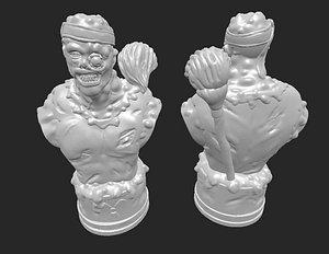 avenger toxic toxi 3D model
