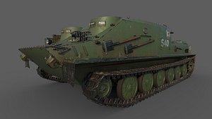 3D BTR-50PK