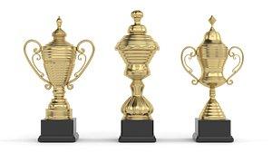 trophy cup model