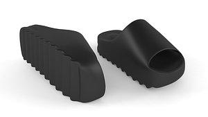 Slide Sandal Slipper model
