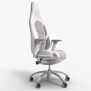 Futuristic Armchair 3D