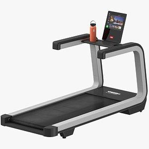 3D model Treadmill 01