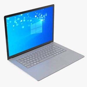 Microsoft Surface Laptop 4 15 Inch Platinum model