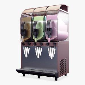 Ice Cream Dispenser v 3 3D model
