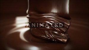 3D Chocolate Animated