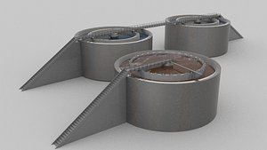 3D water wastewater