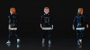 Sci Fi Boy 3D
