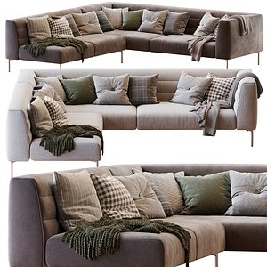 Sofa Botero Zanotta model