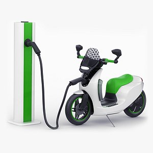 Generic Electric Scooter model