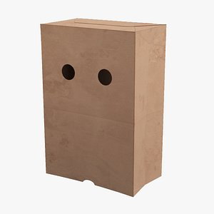 Paper Bag Mask model