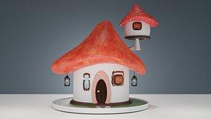 3D house gnomo