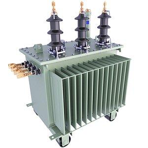 Power Distribution Transformer 25