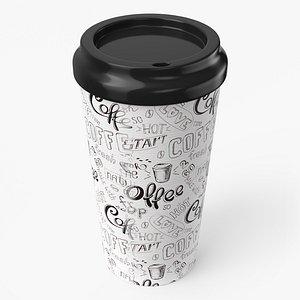paper cup model