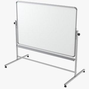 board whiteboard 3D model