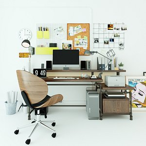 Workplace WP1 3D