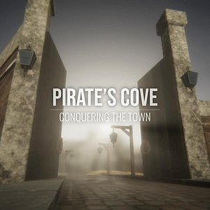 3D Pirate's Cove - Conquering The Town - Blender and FBX
