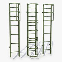 Modular Industrial Ladder 2