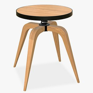 Stool Chair Modern 3D model