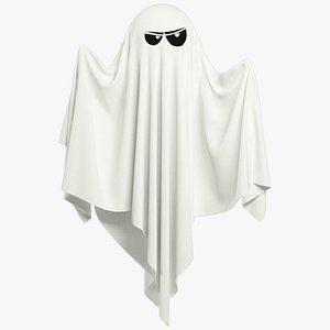 Funny Ghost V1 3D