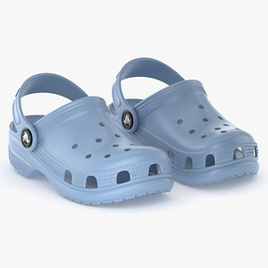 3D clog classic crocs