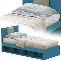 NUK SINGLE BED 3