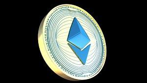 3D crypto ethereum